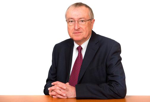 AIB has turned to seasoned operator Richard Pym to become the new chairman