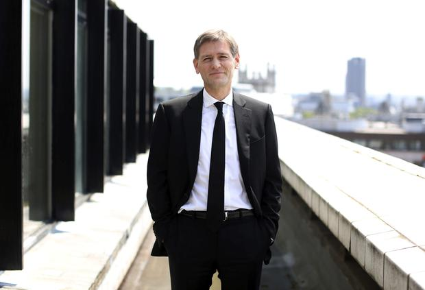 Flemming Ornskov, chief executive officer of Shire Plc