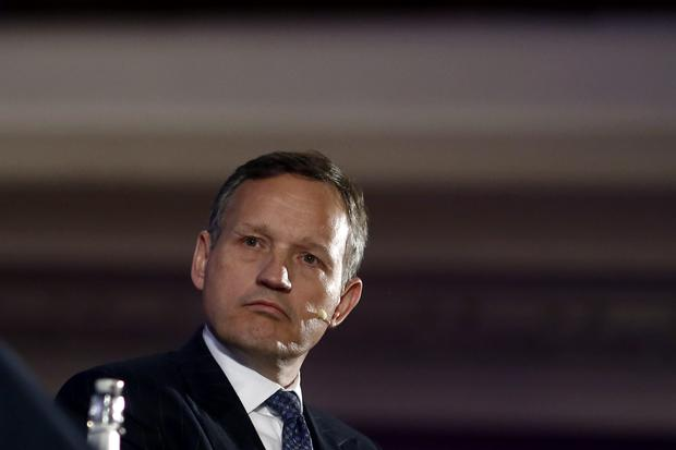 Antony Jenkins, former chief executive officer of Barclays