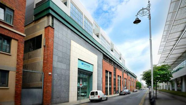 The Forum building in Dublin's IFSC has been sold