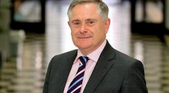 Minister for Public Expenditure and Reform, Brendan Howlin.