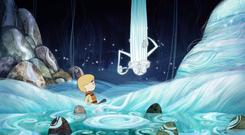 A still from Cartoon Saloon's Oscar nominated 'Song of the Sea'