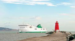 Irish Ferries ship