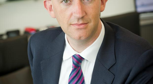 Fergal Leamy, Coillte chief executive