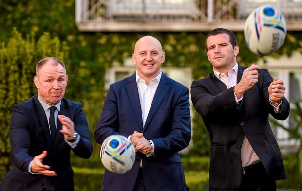TV3's RWC team includes Neil Back, Keith Wood and Shane Jennings