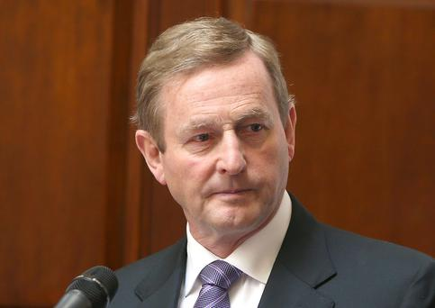 Enda Kenny's party is preparing a major pre-election campaign which will involve a significant investment in broadband in an attempt to appeal to rural voters