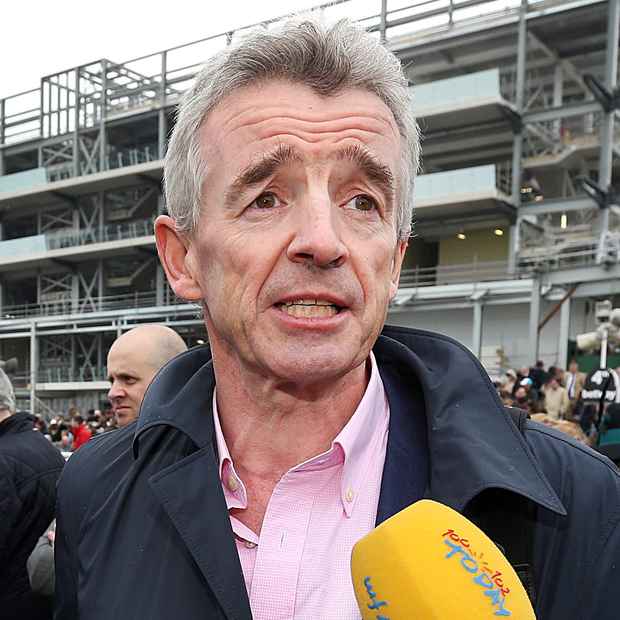 Ryanair boss Michael O'Leary: pursuing airline scammers
