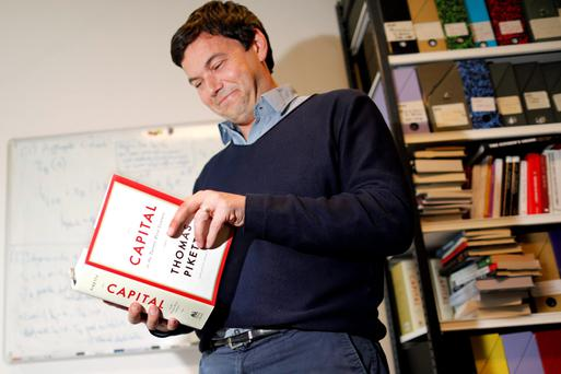The LSE has announced that Piketty has been appointed centennial professor at its International Inequalities Institute (III)