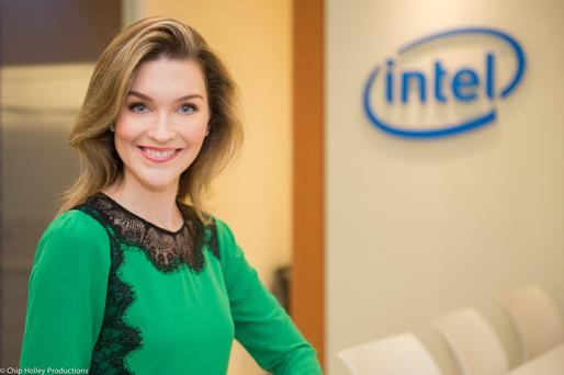 Margaret Burgraff of Intel