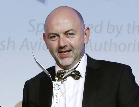 Dublin Aerospace chief executive Donal Rogers expects revenues to be 10pc higher this year