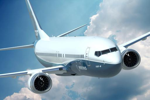 Boeing's 737 MAX 8 model has proved popular with leasing firms AerCap and SMBC Aviation Capital, which is headed by Peter Barrett