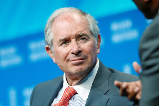 Blackstone Group boss Stephen Schwarzman