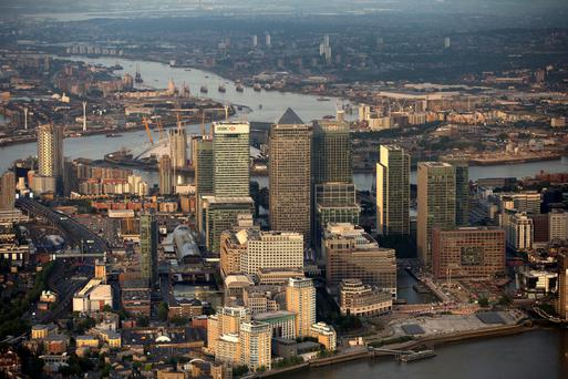 London property prices have surged in an almost uninterrupted boom since a blip in 2008.