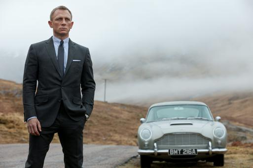 Pinewood Studios has long been associated with the James Bond franchise