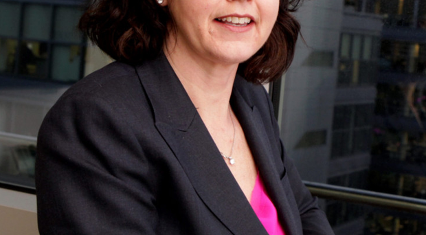 Fiona Muldoon, the interim CEO at FBD