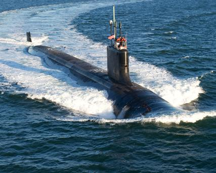 The American arm of the Moog corporation produces submarines for the US Navy