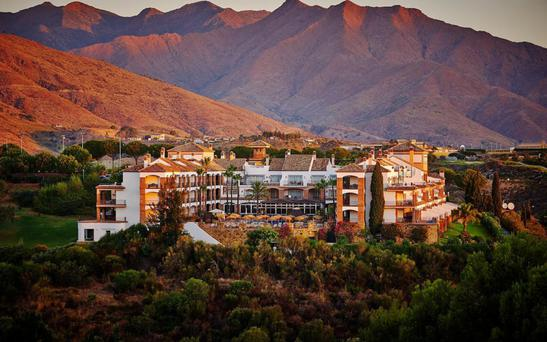 FBD's La Cala golf resort situated on Spain's Costa Del Sol
