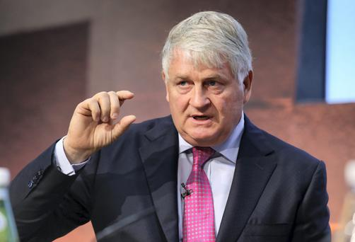 Denis O'Brien founded Digicel in 2001