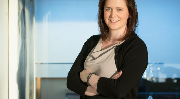 Stay active and busy says Caitriona MacGuinness