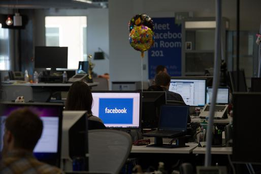 Regional director Ciaran Quilty says new investment shows that California-headquartered Facebook likes Ireland as a location