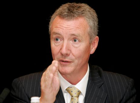 Aidan Heavey chief executive of Tullow Oil