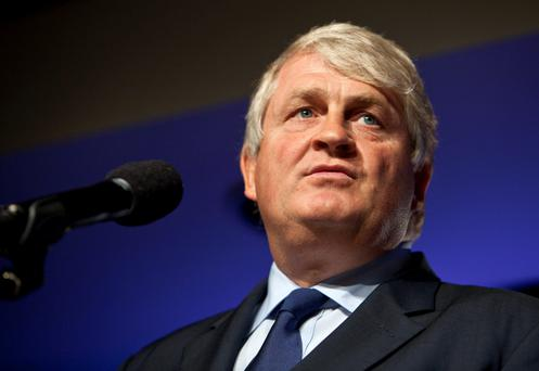 Denis O'Brien, founder and chairman of Digicel