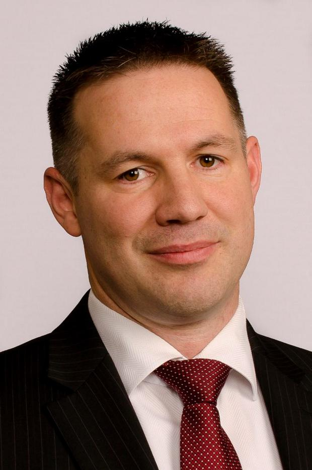 John Tuohy Chief Executive, Acuvest