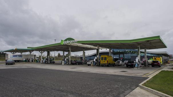 Fuel company Applegreen formed a consortium in a bid to operate motorway services.
