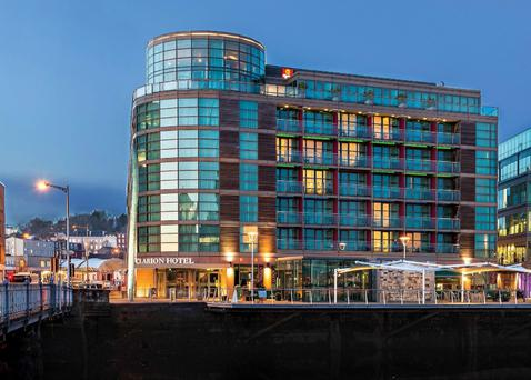 The deal involving the four-star Clarion Hotel on Lapp's Quay will be the largest ever in the Cork City market