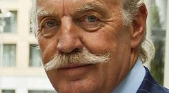 Dermot Desmond is betting on a possible future diamond shortage