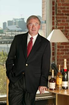 Jim Clerkin who has been named president of Moet Hennessy North America
