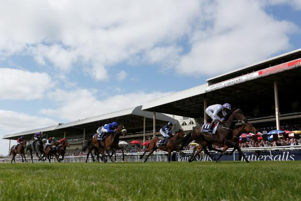 Curragh Racecourse. Photo: Getty Images