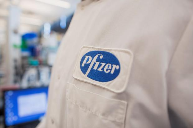 Pfizer is negotiating a price of $370 to $380 for each Allergan share. Photo: bloomberg