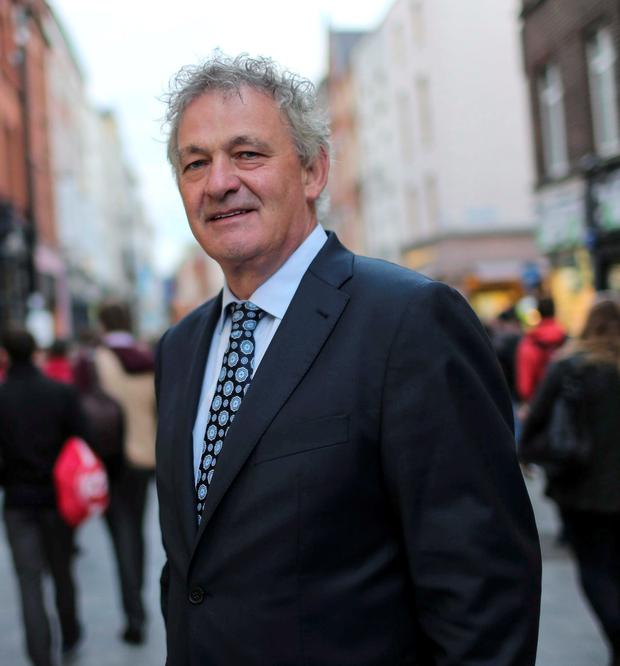 Peter Casey will not be standing in the 2016 general election, but may do so in the future