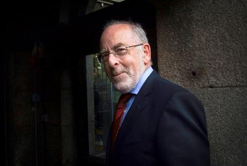 Patrick Honohan brought a level of expertise that was 'unparalleled' to governor's role. Photo: Gareth Chaney Collins