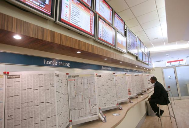 UK betting chain Ladbrokes has been outgunned by rivals in the online market. Photo: Bloomberg News