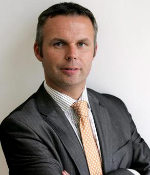 Jerry Moriarty of the Irish Association of Pension Funds