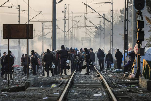 The refugee crisis has led to the political rise of 'crazy people on the fringes', Professor Angus Deaton argues