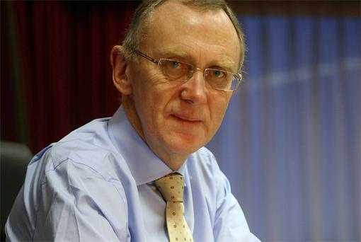 Mr McGann stepped down from the chief executive role at Smurfit Kappa in August
