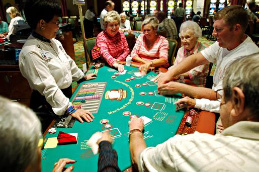 The Lady Luck company is a wholly-owned subsidiary of the Isle of Capri Casinos, pictured. Photo: Bloomberg News