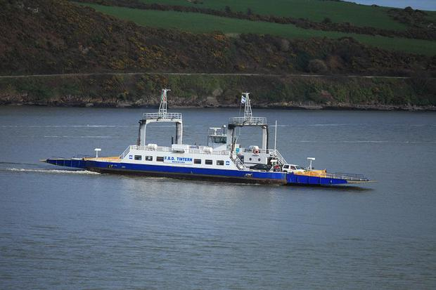 Passage East Ferry Company has been put up for sale