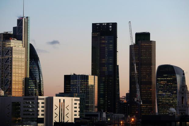Bright start for the UK – but companies are cutting staff. Photo: Bloomberg