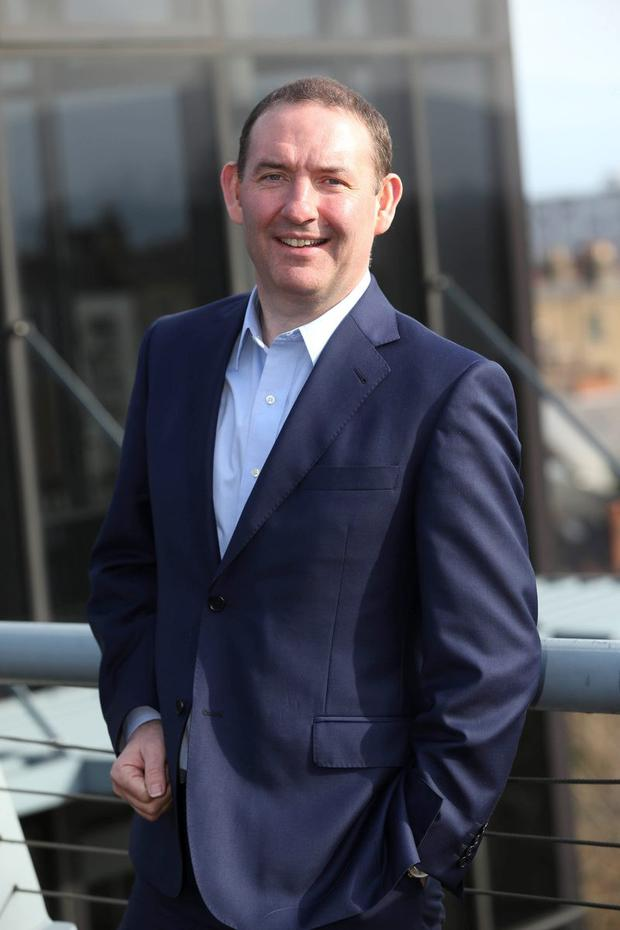 Enet Chief Executive Conal Henry
