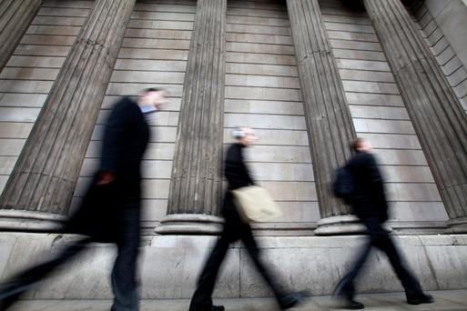 Bank of England feels inflation will remain below its target. Photo: Reuters