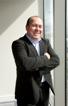 Vayu managing director Colm Kennedy