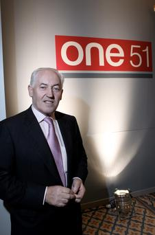 Former One Fifty One chief executive Philip Lynch