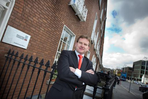Ibec chief executive Danny McCoy. Photo: Mark Condren