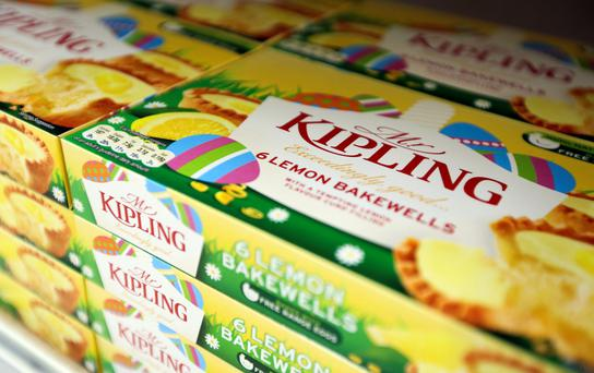 UK's Premier Foods produces household names including Mr Kipling. Photo: Bloomberg