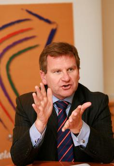 IBEC director general Danny McCoy. Photo: Gary O' Neill