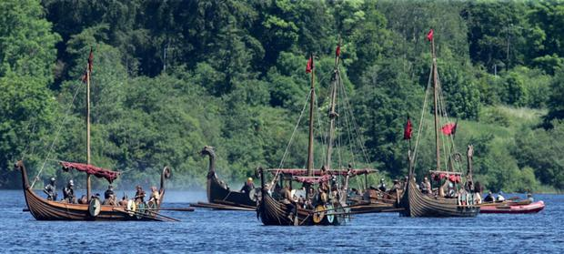 Hit TV series 'Vikings' is just one of the many shows filmed in Ashford Studios, Co Wicklow